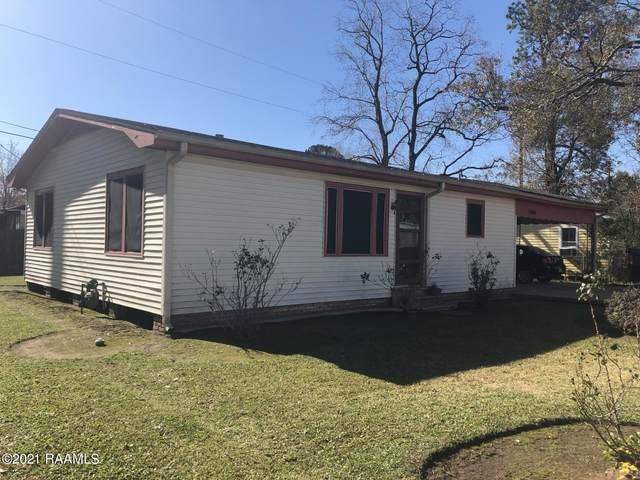 1304 Martin Luther King Jr. Drive, Lafayette, LA 70501 (MLS #21002787) :: Keaty Real Estate