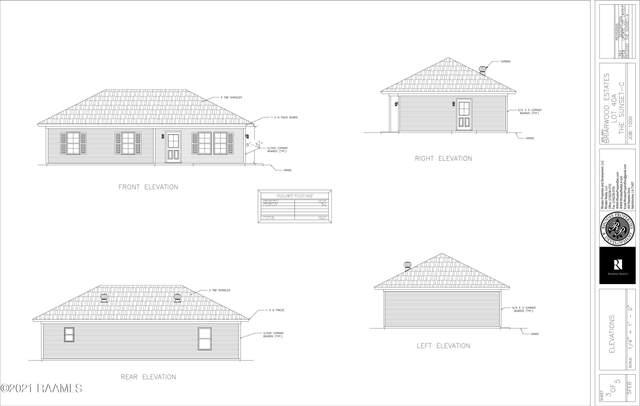 183 Briarwood Drive, Sunset, LA 70584 (MLS #21002805) :: Keaty Real Estate