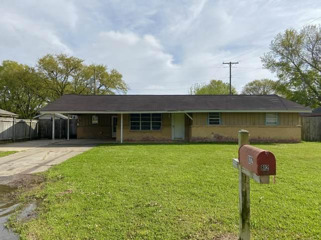812 Walnut Street, Mamou, LA 70554 (MLS #21002817) :: Keaty Real Estate