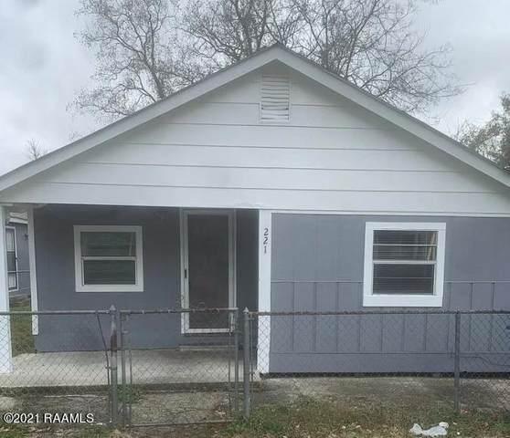 221 Edison Street, Lafayette, LA 70501 (MLS #21002821) :: Keaty Real Estate
