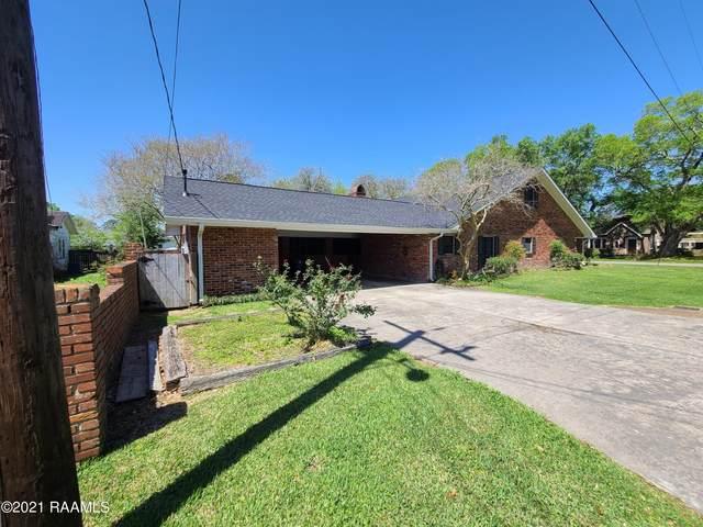 104 Campania Street, Rayne, LA 70578 (MLS #21002827) :: Keaty Real Estate