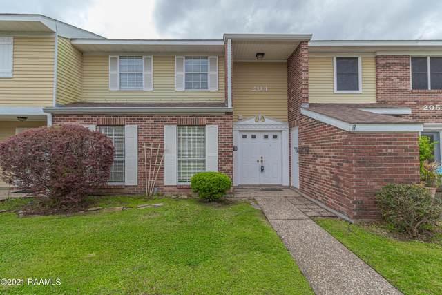 101 Wilbourn Boulevard #204, Lafayette, LA 70506 (MLS #21002840) :: Keaty Real Estate