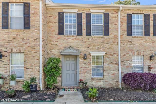 525 Tracy Circle, Lafayette, LA 70503 (MLS #21002841) :: Keaty Real Estate