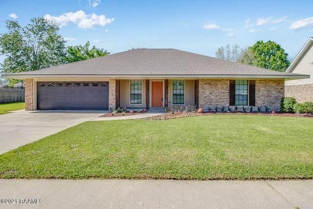 110 Belle Grove Boulevard, Lafayette, LA 70503 (MLS #21002848) :: Keaty Real Estate