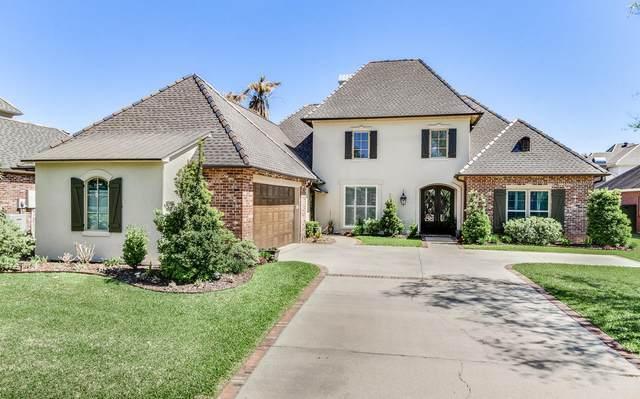 320 Beaullieu Drive, Lafayette, LA 70508 (MLS #21002850) :: Keaty Real Estate