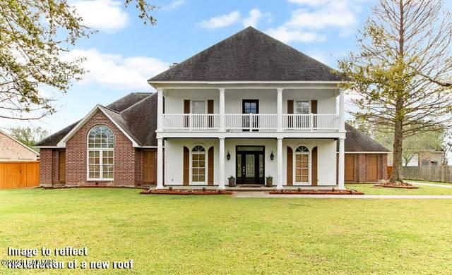 125 Shelby Oaks Lane, Lafayette, LA 70507 (MLS #21002864) :: Keaty Real Estate