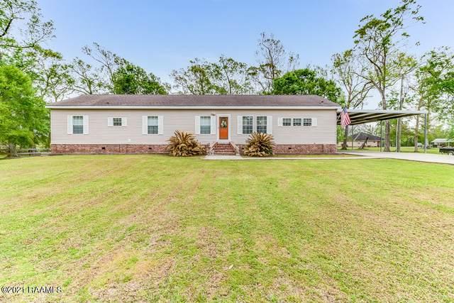 19921 Oak Shadows Road, Abbeville, LA 70510 (MLS #21002865) :: Keaty Real Estate
