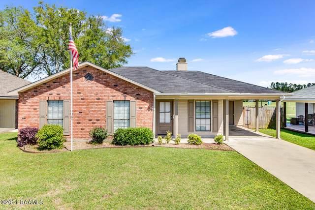 123 Pebble Beach Drive, Youngsville, LA 70592 (MLS #21002875) :: Keaty Real Estate