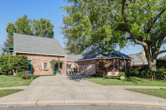 103 Saddlewood Corner, Lafayette, LA 70508 (MLS #21002885) :: Keaty Real Estate
