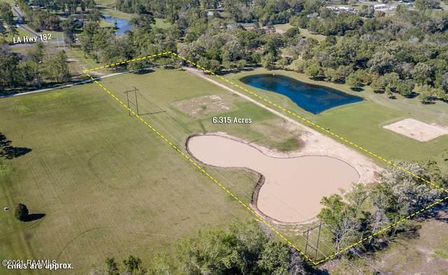 Oakridge Ranch Road, Sunset, LA 70584 (MLS #21002894) :: Keaty Real Estate