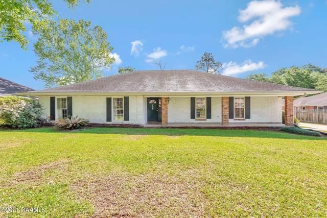 208 Valleyview Drive, Lafayette, LA 70501 (MLS #21002922) :: Keaty Real Estate