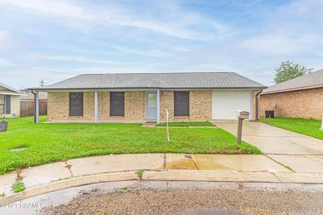 230 Village Lane, Lafayette, LA 70506 (MLS #21002926) :: Keaty Real Estate