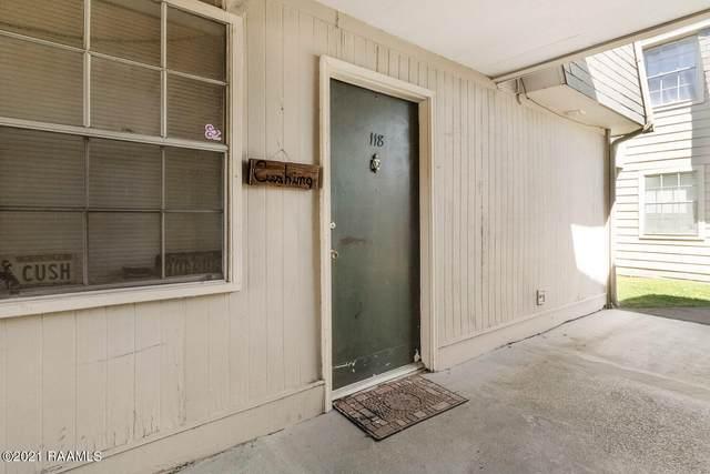 326 Guilbeau Road #118, Lafayette, LA 70506 (MLS #21002939) :: Keaty Real Estate