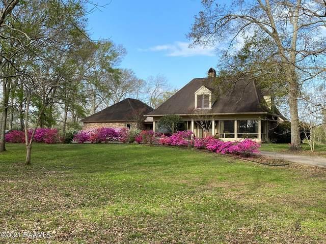 2006 N River Oaks Drive, Abbeville, LA 70510 (MLS #21002953) :: Keaty Real Estate