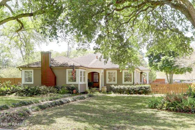 1917 W St Mary Boulevard, Lafayette, LA 70506 (MLS #21003002) :: Keaty Real Estate