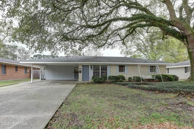 216 Martin Oaks Drive, Lafayette, LA 70501 (MLS #21003007) :: Keaty Real Estate