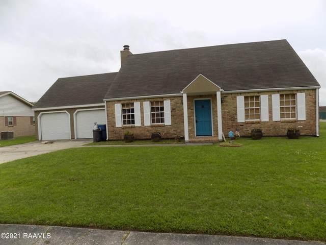 288 Lark Drive, Lafayette, LA 70506 (MLS #21003020) :: Keaty Real Estate