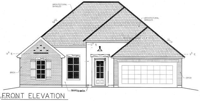 105 Otter Street, Lafayette, LA 70503 (MLS #21003031) :: Keaty Real Estate