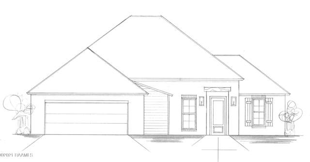 110 Sanctuary Lane, Lafayette, LA 70503 (MLS #21003034) :: Keaty Real Estate