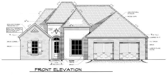 402 Sanctuary Lane, Lafayette, LA 70503 (MLS #21003035) :: Keaty Real Estate
