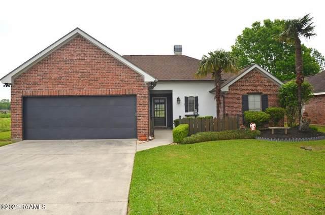 202 Rue Paon, Youngsville, LA 70592 (MLS #21003036) :: Keaty Real Estate