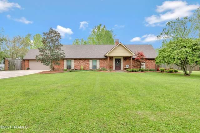 502 E Magnolia Avenue, Abbeville, LA 70510 (MLS #21003041) :: Keaty Real Estate