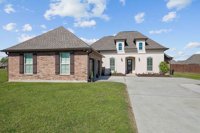 406 Meadowland Drive, Lafayette, LA 70507 (MLS #21003052) :: Keaty Real Estate