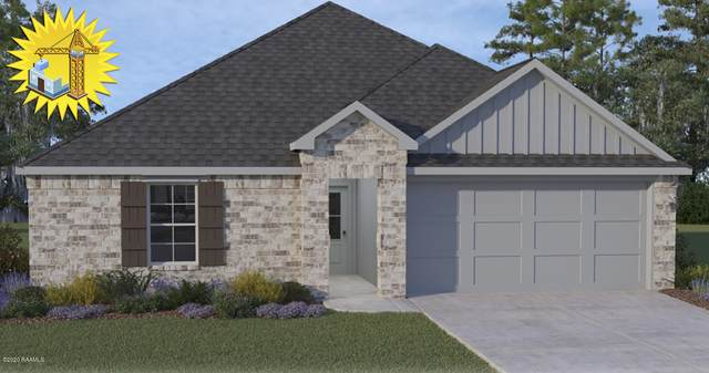 101 Batesburg Way, Youngsville, LA 70592 (MLS #21003054) :: Keaty Real Estate