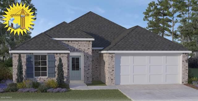 103 Batesburg Way, Youngsville, LA 70592 (MLS #21003056) :: Keaty Real Estate