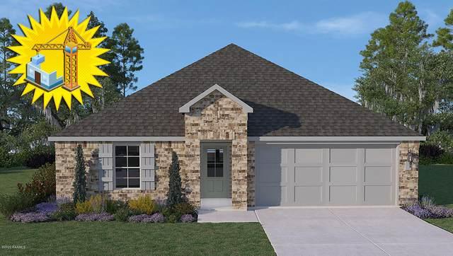 105 Batesburg Way, Youngsville, LA 70592 (MLS #21003060) :: Keaty Real Estate