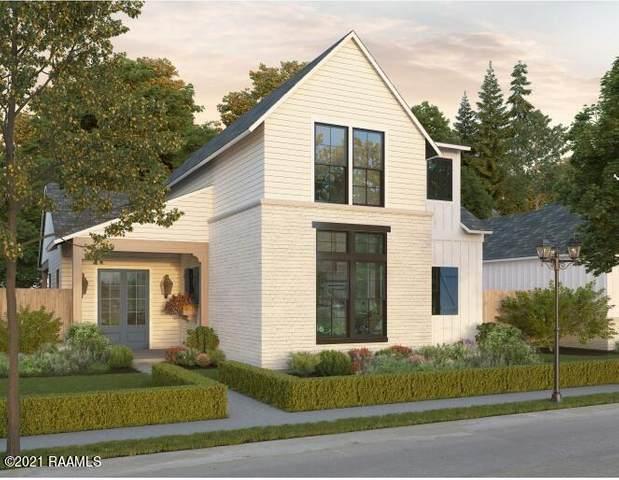 106 Wishing Well Drive, Broussard, LA 70518 (MLS #21003065) :: Keaty Real Estate