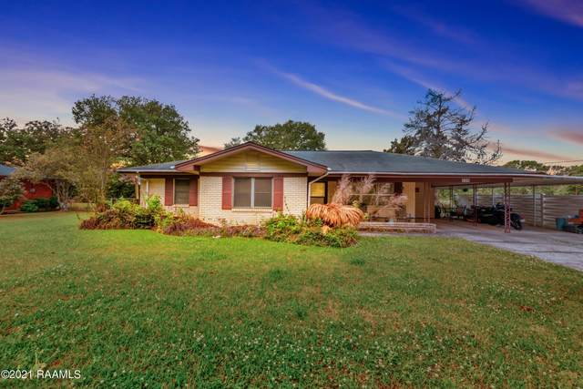 136 N Morein Street, Ville Platte, LA 70586 (MLS #21003071) :: Keaty Real Estate