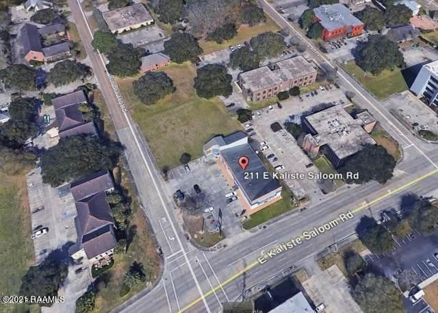211 E Kaliste Saloom Road 3rd Fl, Lafayette, LA 70508 (MLS #21003073) :: Keaty Real Estate