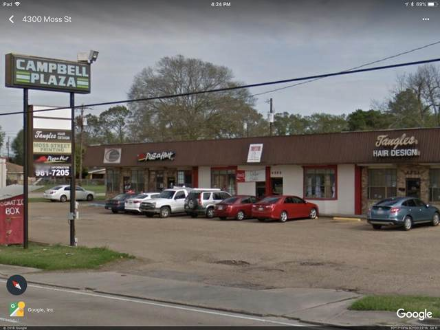 4310 Moss Street #4310, Lafayette, LA 70507 (MLS #21003078) :: Keaty Real Estate