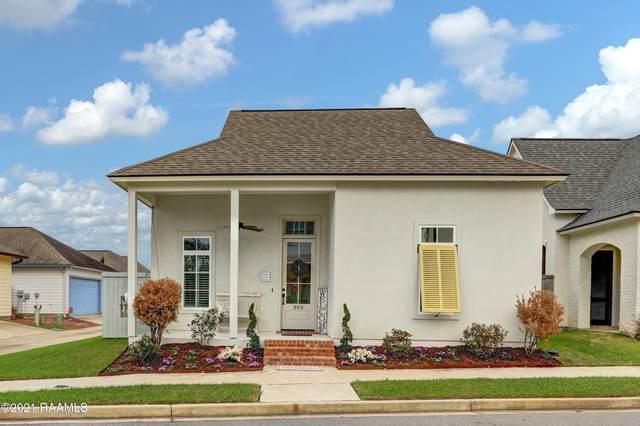 303 Catalina Lane, Youngsville, LA 70592 (MLS #21003086) :: Keaty Real Estate