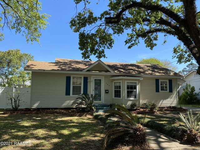 404 Allen Street, New Iberia, LA 70563 (MLS #21003087) :: Keaty Real Estate