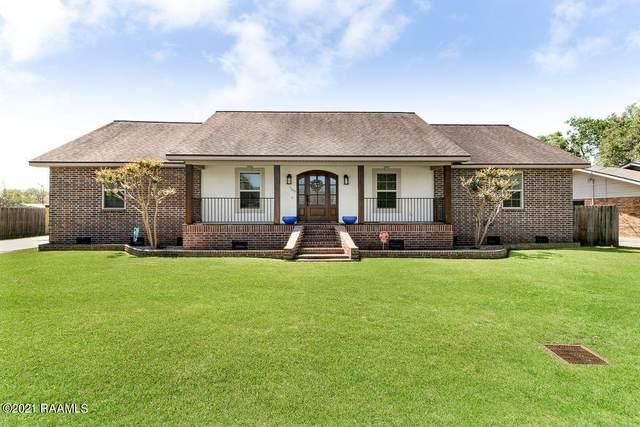 709 W Pine Street, Erath, LA 70533 (MLS #21003089) :: Keaty Real Estate