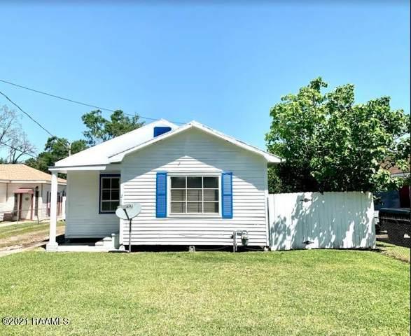 216 Marie Street, Lafayette, LA 70501 (MLS #21003091) :: Keaty Real Estate