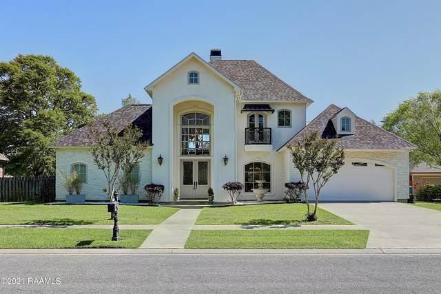 518 Beaullieu Drive, Lafayette, LA 70508 (MLS #21003092) :: Keaty Real Estate