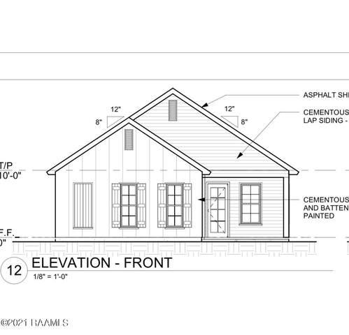 100 Santa Marta Drive Drive, Youngsville, LA 70592 (MLS #21003093) :: Keaty Real Estate
