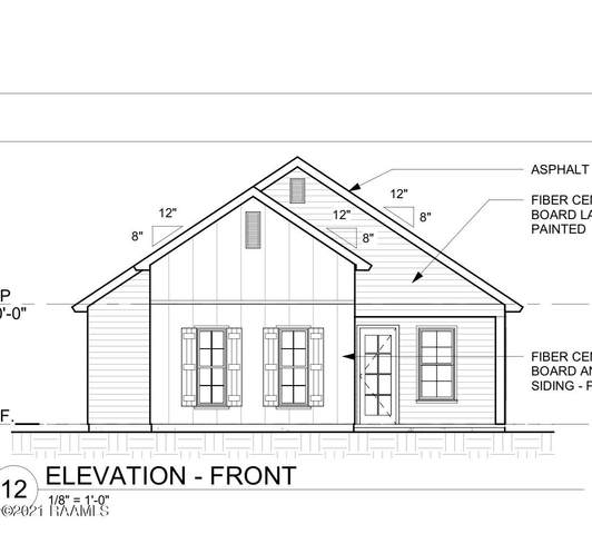 118 Santa Marta Drive Drive, Youngsville, LA 70592 (MLS #21003097) :: Keaty Real Estate