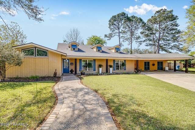 103 Alphonse Drive, Lafayette, LA 70506 (MLS #21003098) :: Keaty Real Estate