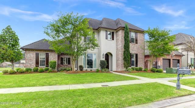 706 N Michot Road, Lafayette, LA 70508 (MLS #21003114) :: Keaty Real Estate