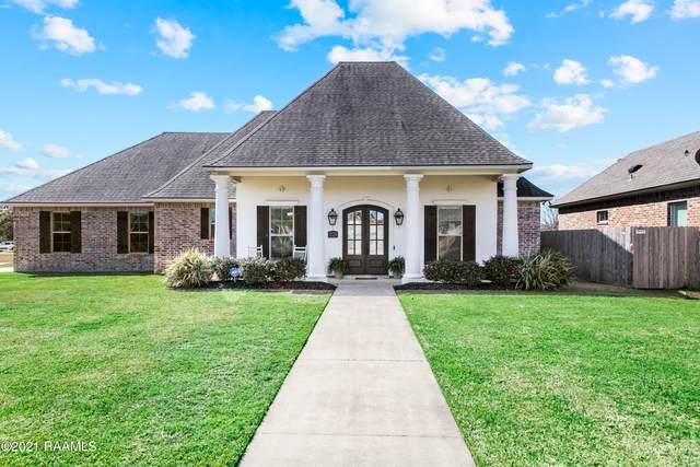112 Captain Rick Drive, Youngsville, LA 70592 (MLS #21003137) :: Keaty Real Estate