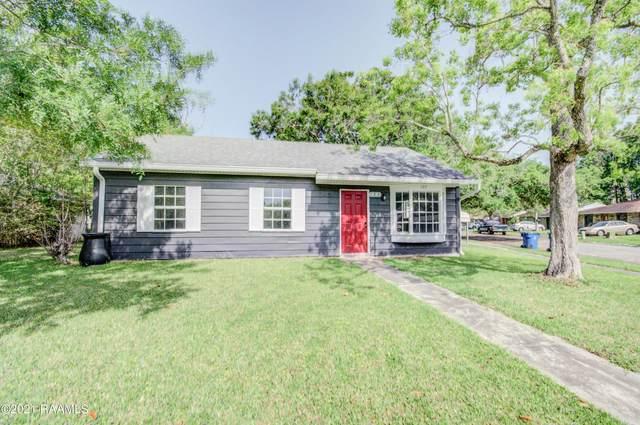 127 Sorority Drive, Lafayette, LA 70506 (MLS #21003139) :: Keaty Real Estate