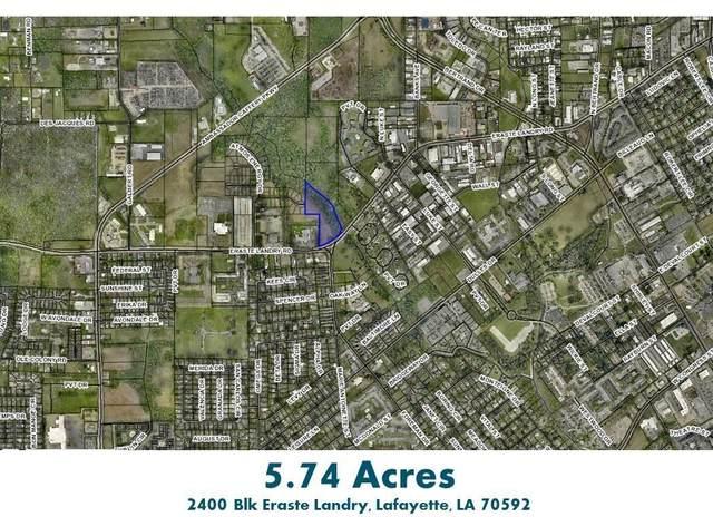 2400 Eraste Landry Road, Lafayette, LA 70506 (MLS #21003200) :: Keaty Real Estate