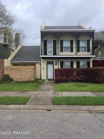 105 Conti Street, Lafayette, LA 70506 (MLS #21003205) :: Keaty Real Estate