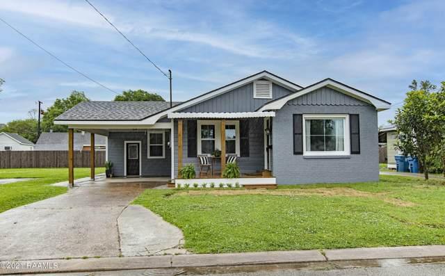 214 Saint George Street, Lafayette, LA 70506 (MLS #21003256) :: Keaty Real Estate
