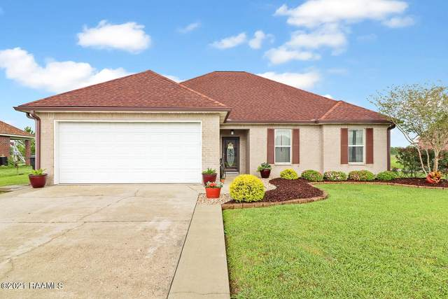 516 Quence Drive, New Iberia, LA 70560 (MLS #21003257) :: Keaty Real Estate