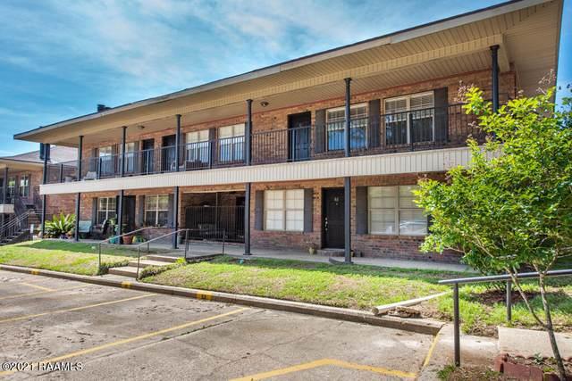 112 Hillside Drive #47, Lafayette, LA 70503 (MLS #21003259) :: Keaty Real Estate